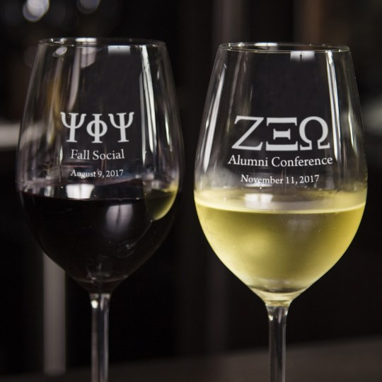 personalized wine glasses the perfect way to add a special touch