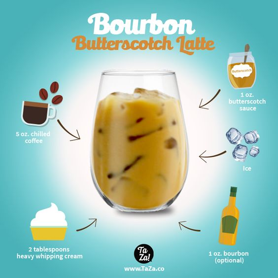 bourbon butterscotch latte recipe