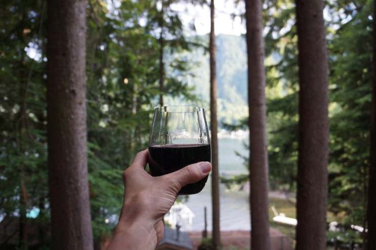 wine glasses for camping