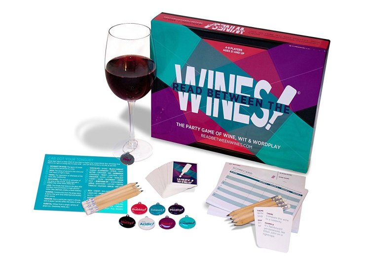 Read Between the Wines! Gifts for Wine Lovers
