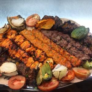 taza grill east lyme taza platter