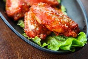 taza grill east lyme wings
