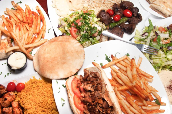 taza grill east lyme varied menu