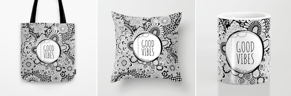 Tazi good vibes products