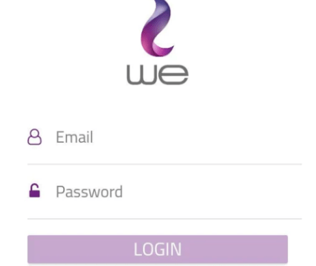 We Home Internet App تذكرة نت
