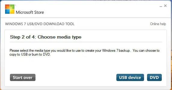 برنامج حرق نسخة الويندوز مجانا 9