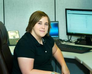 Stacie provides help desk services for TAZ Networks clients.