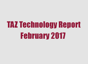 Download the TAZ Technology Report