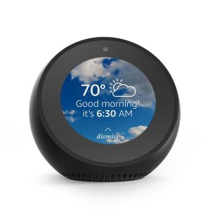 Amazon Echo Spot new technology