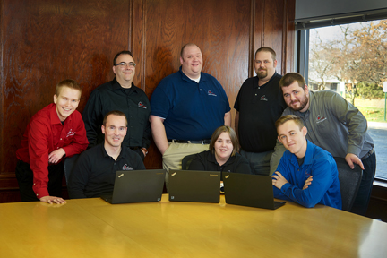IT service desk Michigan