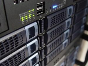 new server or cloud computing