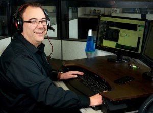 photo of Grant Thomson, TAZ Networks Service Manager