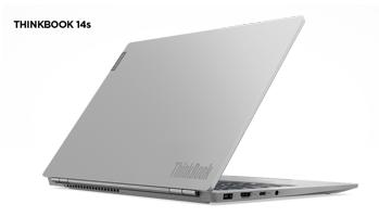 Lenovo ThinkBook 14s aluminum cover