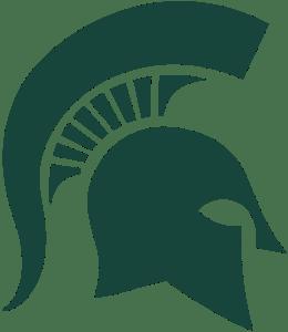 Image of MSU Spartan logo