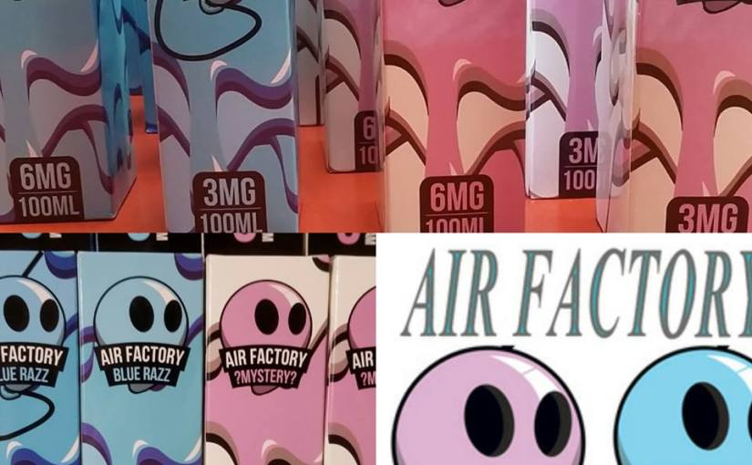 restocked on airfactory!