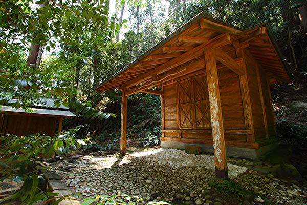 熊野古道中辺路 大日越 月見ヶ丘神社
