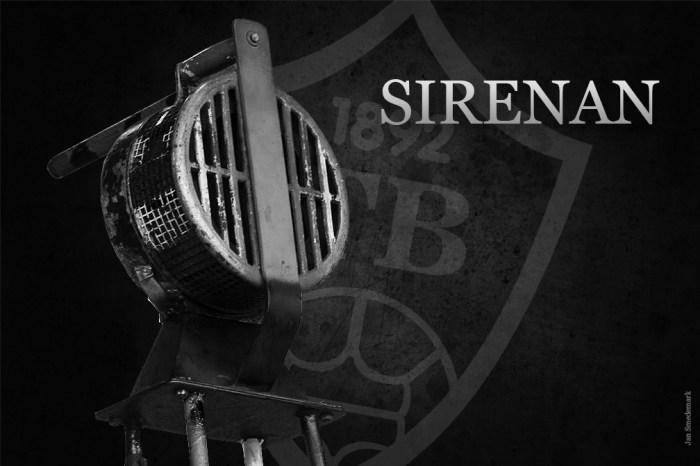 Sirenan – søgan um TB-ljóðið
