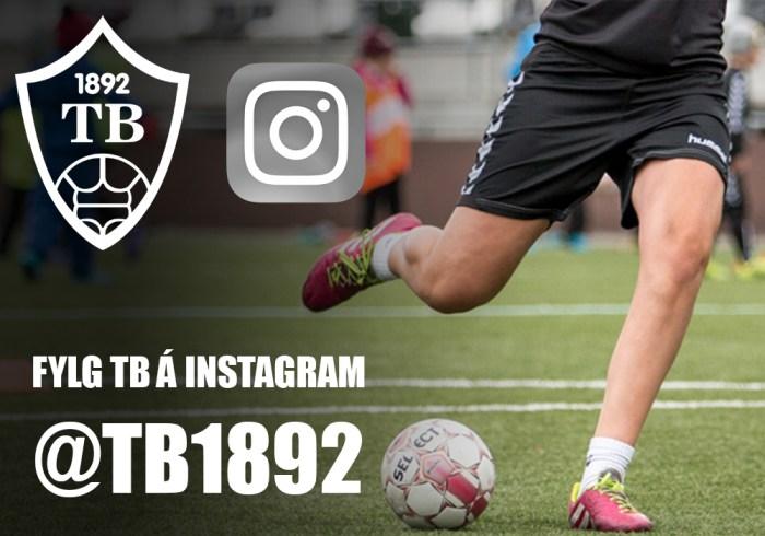 TB á Instagram