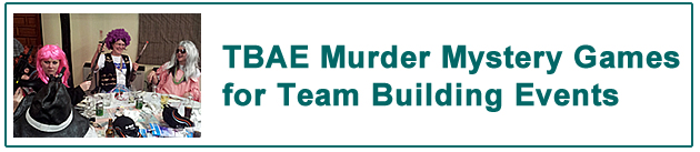 Murder Mystery Team Building