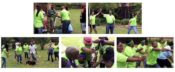 MGSLG Team Building Pretoria