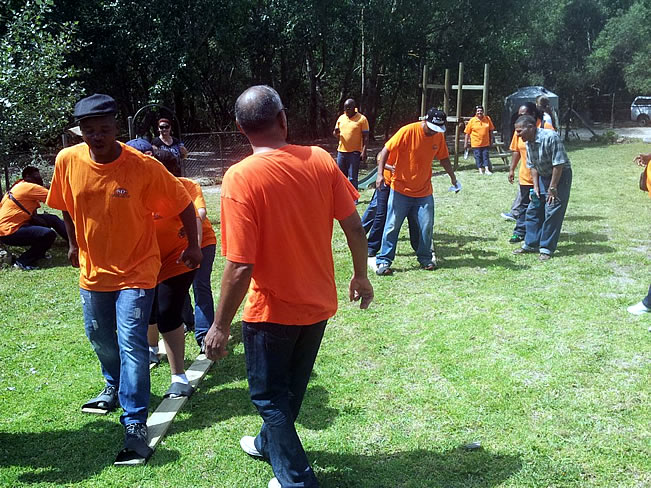 Team Building Events Planning