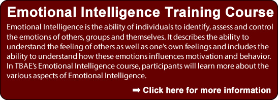 Emotional Intelligence Training Course