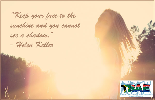 Team Building Quotes From Helen Keller