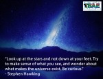 Team Building Quotes From Stephen Hawking