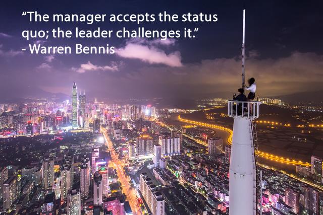 warren-benis-quote