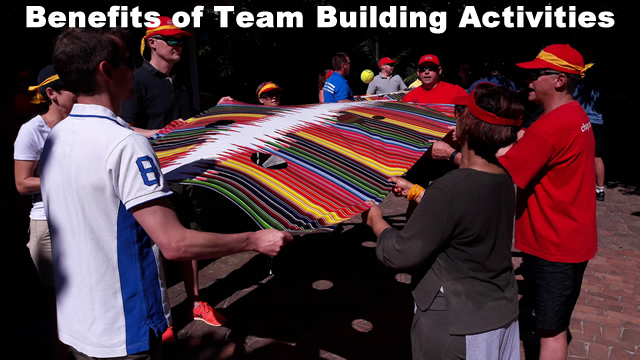Benefits of Team Building Activities
