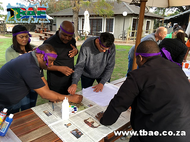 Tribal Survivor Challenge Team Building Event in Johannesburg