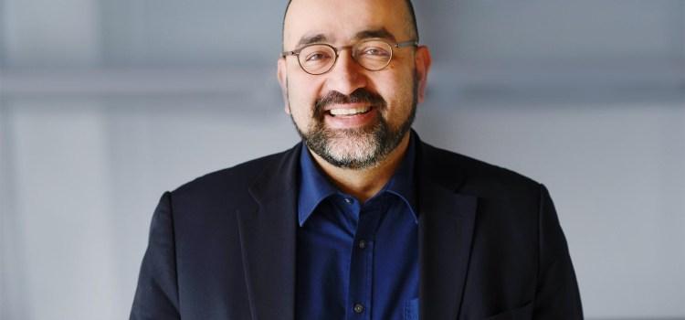 Veranstaltung: Die Welt im Umbruch mit Omid Nouripour
