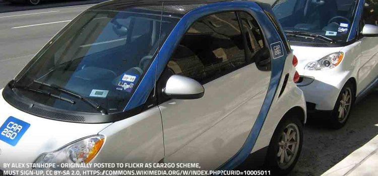 Offener Brief: CarSharing ist ein wichtiger Teil für nachhaltige Mobilität