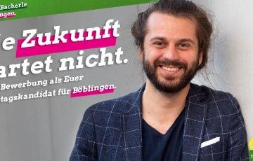 Meine Bewerbung zur Bundestagswahl 2021