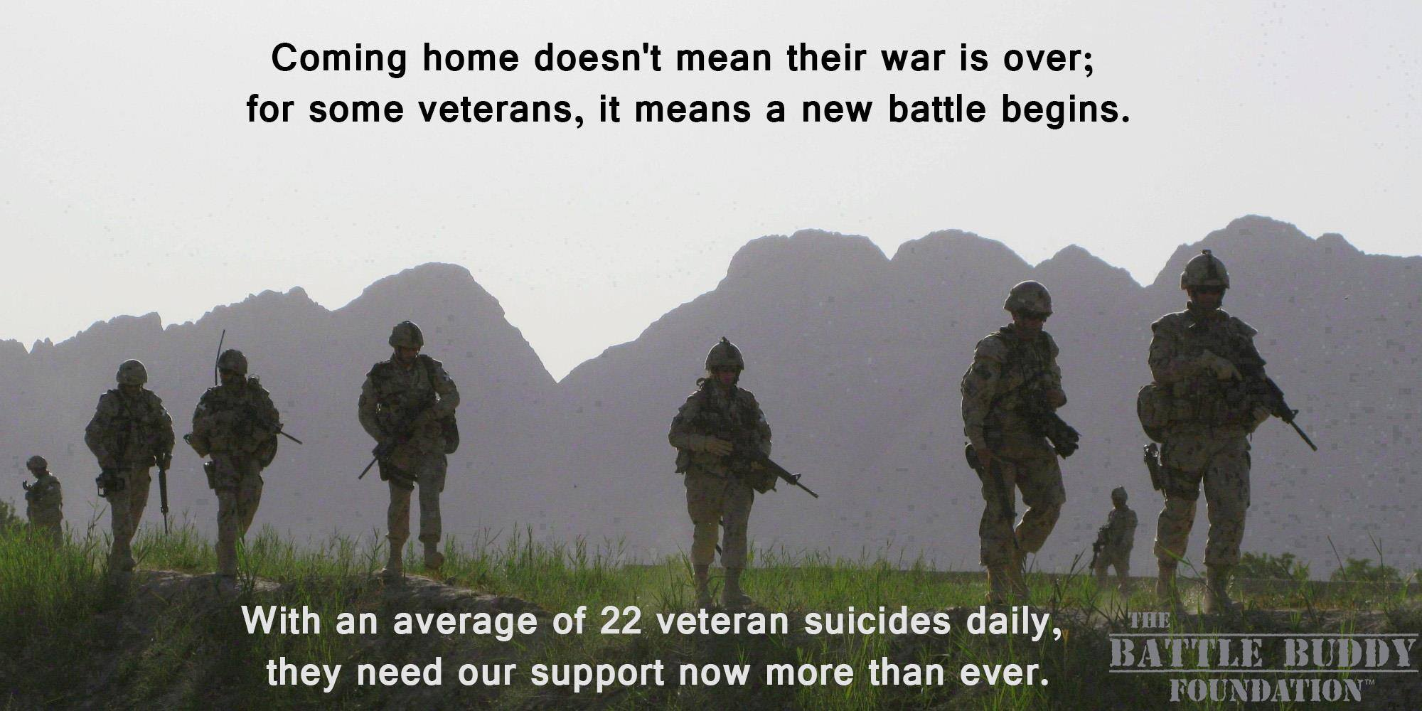 Image result for 22 veteran suicide