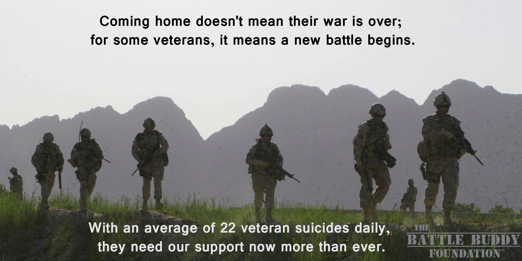 Image result for 22 veteran suicide