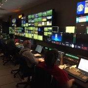 Sports Control Room