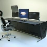 3 Bay CT-LT Control Room Operator Station