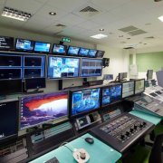 "IntelliTrac in Ashgabat TV Tower - Winner ""Golden A"" Design"