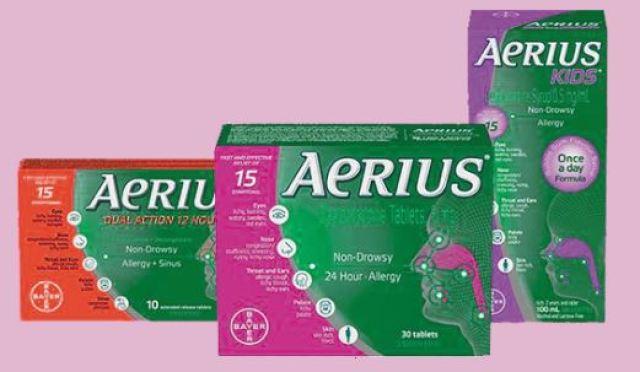 دواء AERIUS