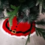 Christmas Tree Skirt Crochet Pattern Beginners Delight Tbee Cosy