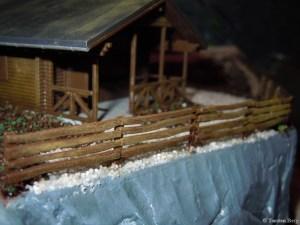 Alterung des Nationalparkhauses in Waldesruh