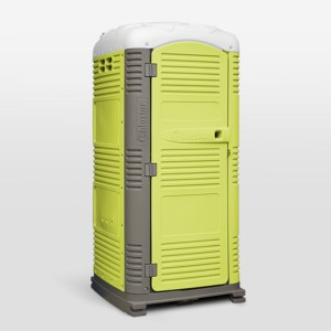 Lime Portable Toilet