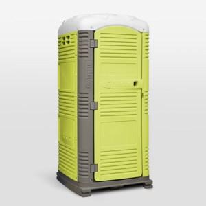 Lime Portable Toilet
