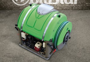 TRIO TANK Vacuum Tank for Portable Toilets