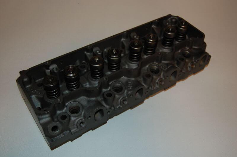 6.2 GM Diesel Head