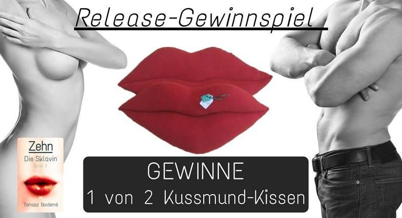 Out Now pt2: Zehn – Die Sklavin, Band 2
