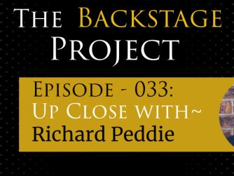 Richard Peddie ep 33