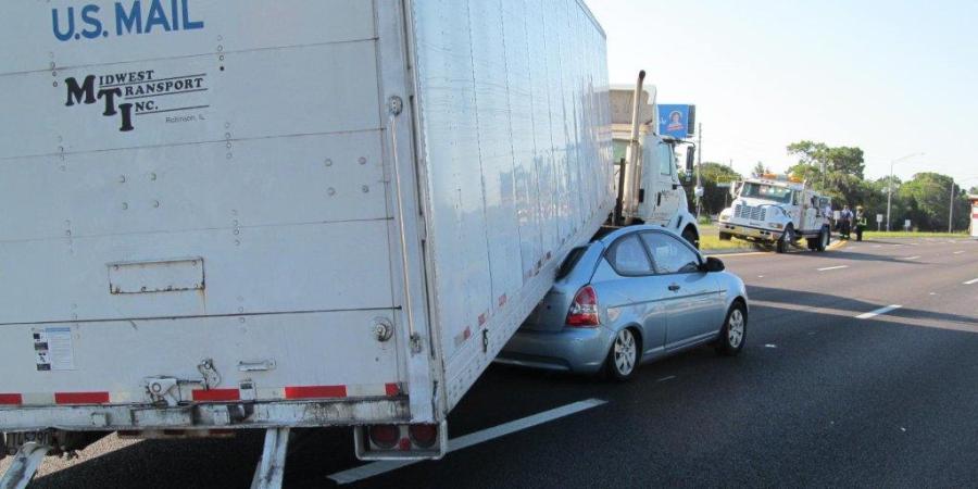 Florida Highway Patrol | Fatal Crash | Traffic Accident