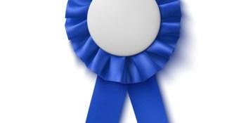 Blue Ribbon | First Place | Award